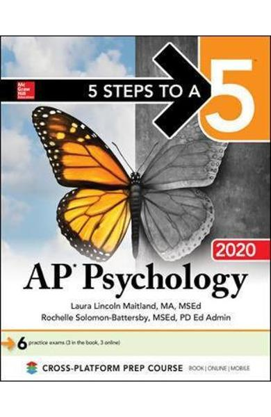5 Steps to a 5: AP Psychology 2020 - Laura Lincoln Maitland