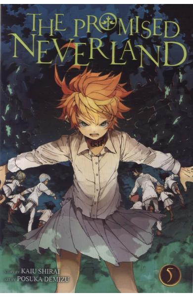 Promised Neverland, Vol. 5