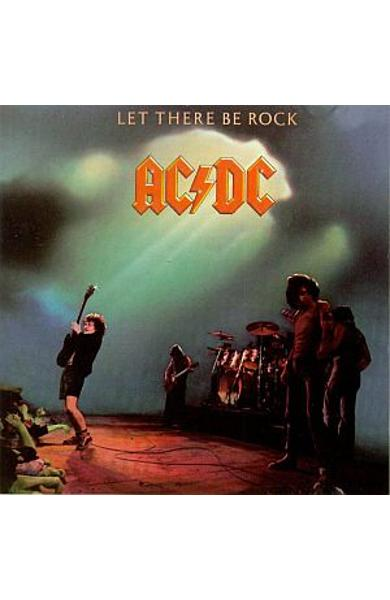 VINIL AC/DC - Let there be rock