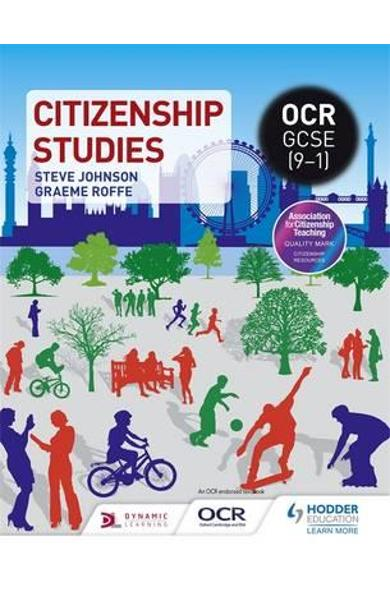OCR GCSE (9-1) Citizenship Studies