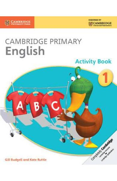 Cambridge Primary English Activity Book Stage 1 Activity Boo