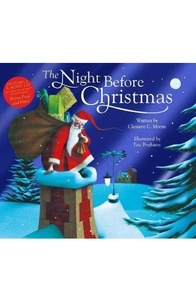 Night Before Christmas - Clement C Moore