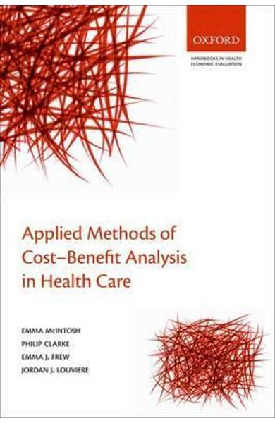 Applied Methods of Cost-Benefit Analysis in Health Care - Emma McIntosh