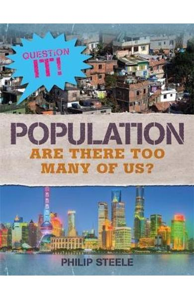 Question It!: Population - Philip Steele