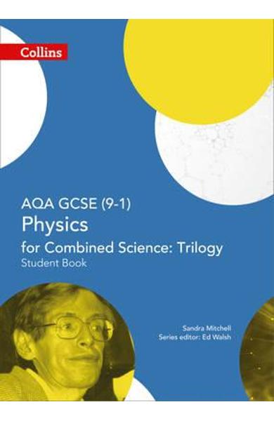 AQA GCSE (9-1) Physics for Combined Science: Triology: Stude