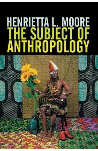 Subject of Anthropology