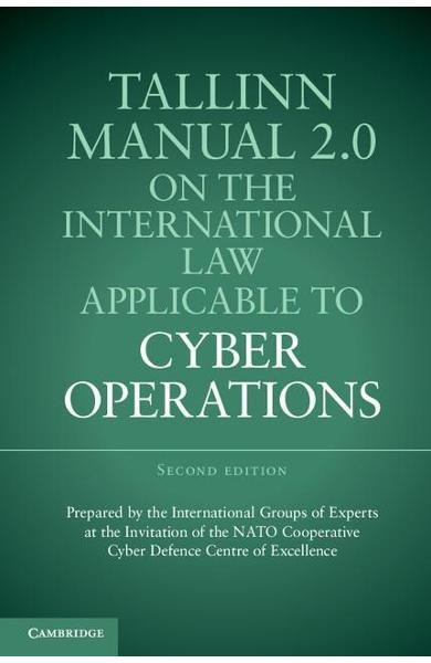 Tallinn Manual 2.0 on the International Law Applicable to Cy