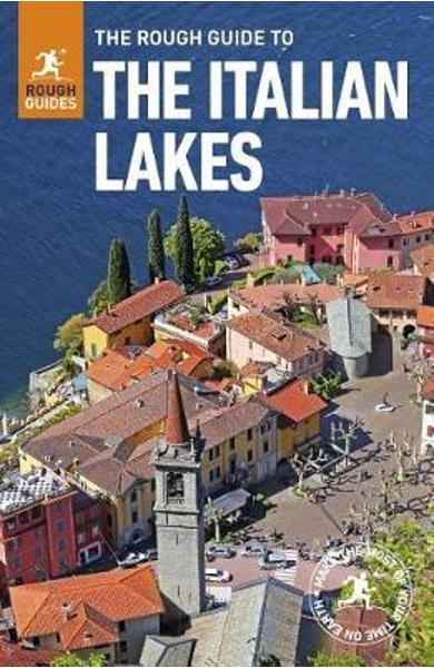 Rough Guide to the Italian Lakes (Travel Guide with Free eBo -