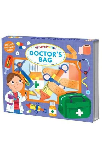 Let's Pretend Doctors Bag