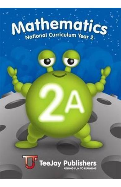TeeJay Mathematics National Curriculum Year 2 (2A) Second Ed