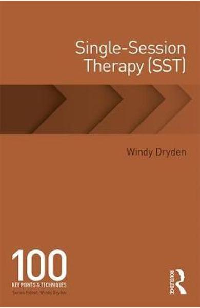 Single-Session Therapy (SST)