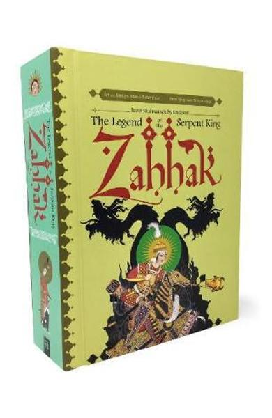 Zahhak: The Legend Of The Serpent King