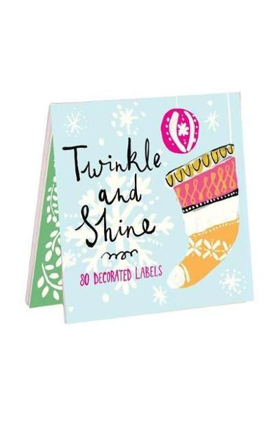 Twinkle & Shine Book of Labels
