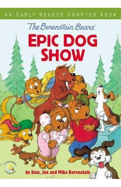 Berenstain Bears' Epic Dog Show -