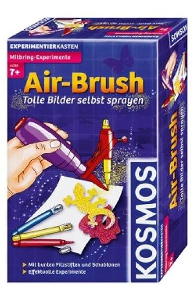 Air-Brush. Set Aerografiere