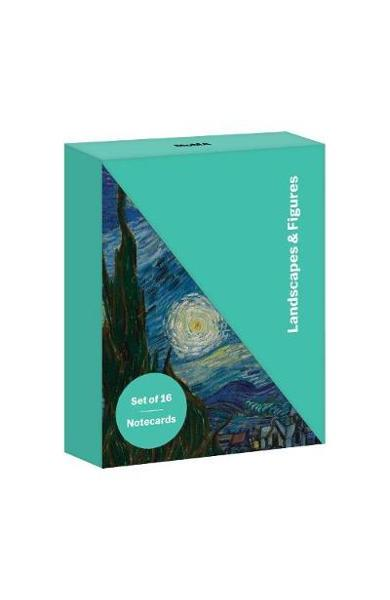 MoMA Landscapes & Figures Notecard Folio Box