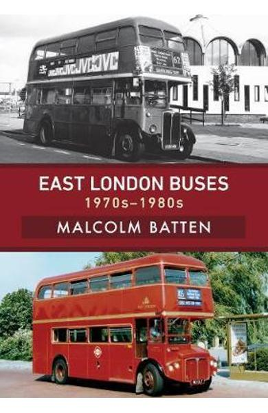 East London Buses: 1970s-1980s