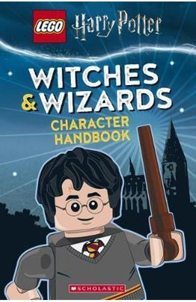 Witches and Wizards Character Handbook (LEGO Harry Potter)
