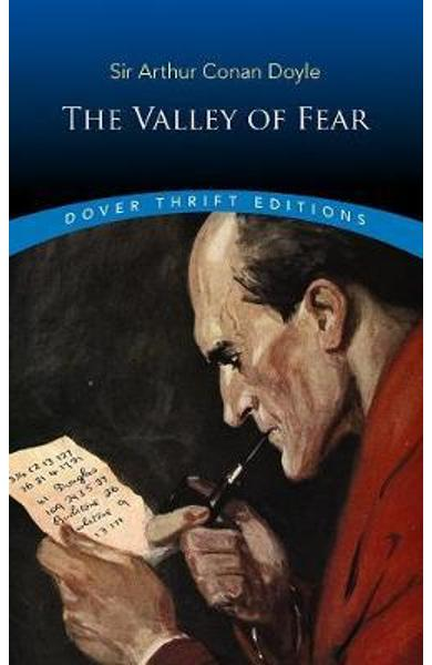 Valley of Fear - Sir Arthur Conan Doyle