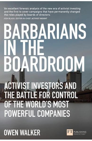 Barbarians in the Boardroom - Owen Walker