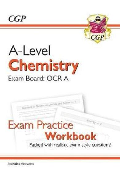 New A-Level Chemistry for 2018: OCR A Year 1 & 2 Exam Practi