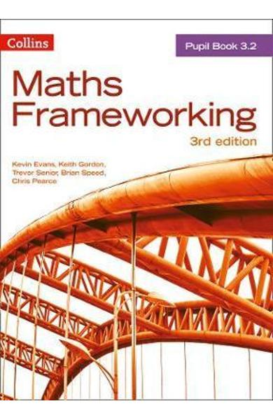 KS3 Maths Pupil Book 3.2