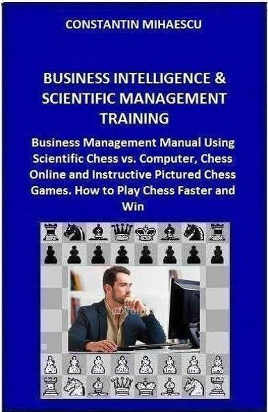 Business Intelligence and Scientific Management Training - Constantin Mihaescu