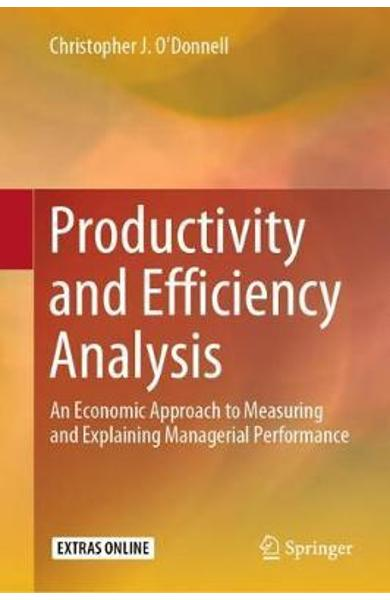 Productivity and Efficiency Analysis -  O'Donnell