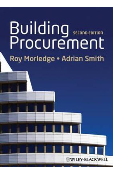 Building Procurement - Roy Morledge