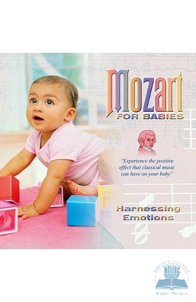 CD Mozart For Babies - Harnessing Emotions