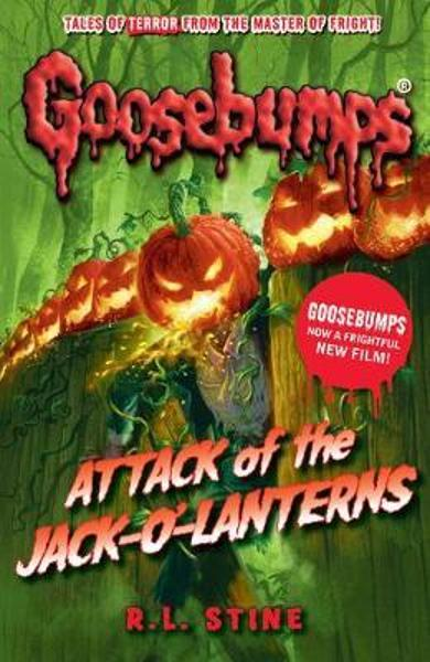 Attack of the Jack-O'-Lanterns