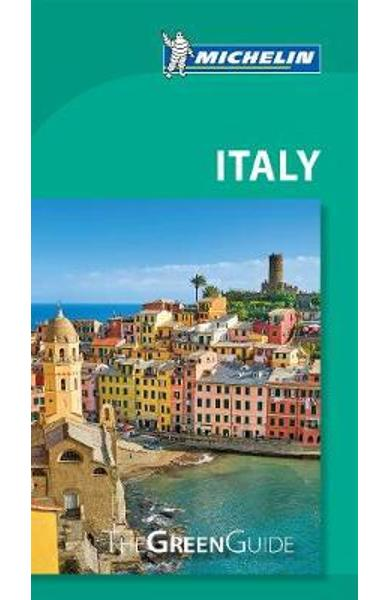 Michelin Green Guide Italy (Travel Guide)