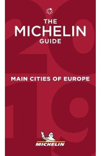 Main cities of Europe - The MICHELIN Guide 2019