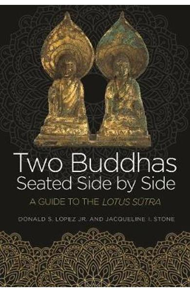 Two Buddhas Seated Side by Side - Donald S. Lopez