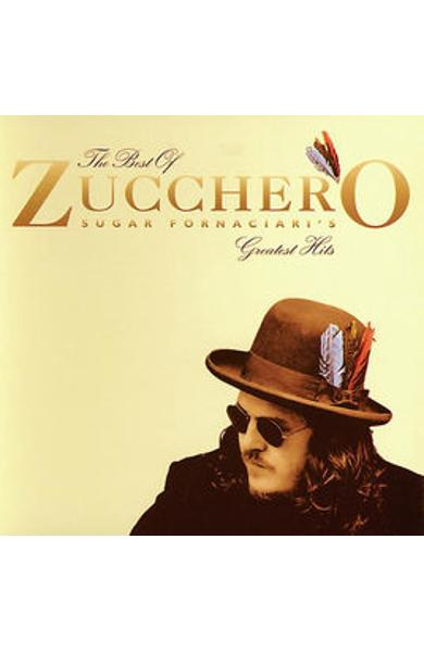CD Zucchero - Greatest hits
