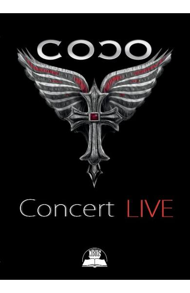 DVD Coco - Concert Live