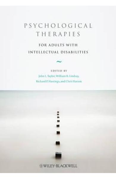 Psychological Therapies for Adults with Intellectual Disabil