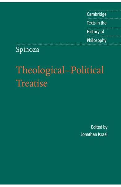 Cambridge Texts in the History of Philosophy - Jonathan Israel