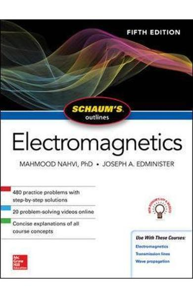 Schaum's Outline of Electromagnetics, Fifth Edition -  EDMINISTER
