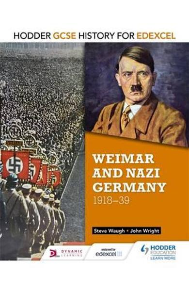 Hodder GCSE History for Edexcel: Weimar and Nazi Germany, 19