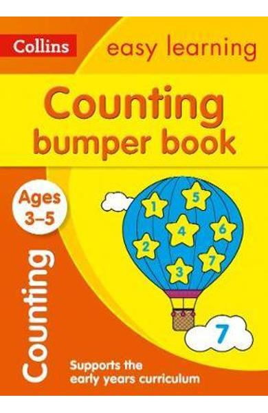 Counting Bumper Book Ages 3-5