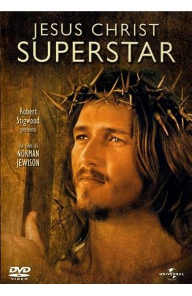 DVD Jesus Christ Superstar (fara subtitrare in limba romana)