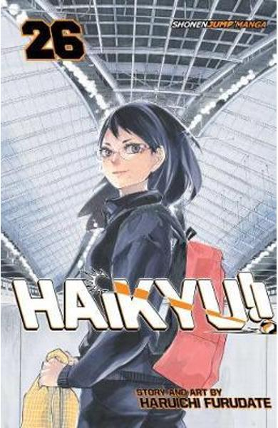 Haikyu!!, Vol. 26