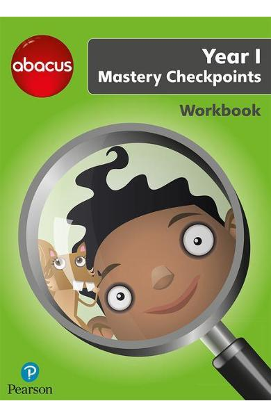 Abacus Mastery Checkpoints Workbook Year 1 / P2