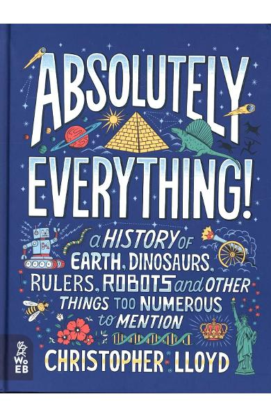 Absolutely Everything! - Christopher Lloyd