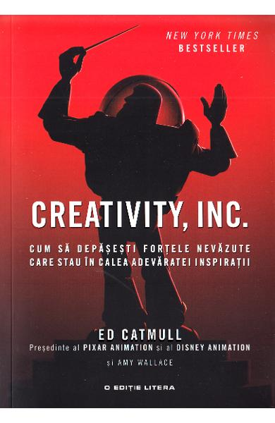 Creativity, Inc. - Ed Catmull