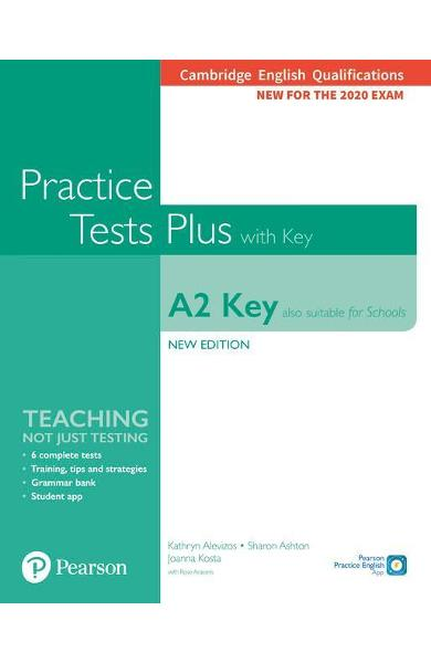 Cambridge English Qualifications: A2 Key (Also suitable for - Kathryn Alevizos