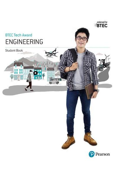 BTEC Level 1/Level 2 Tech Award Engineering Student Book