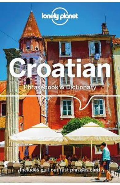 Lonely Planet Croatian Phrasebook & Dictionary -