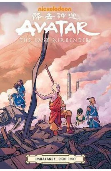 Avatar: The Last Airbender - Imbalance Part Two - Faith Hicks